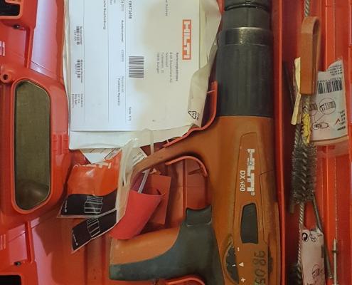 Small Hilti tools