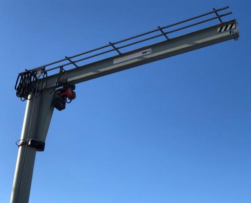 VETTER Säulenschwenkkran 5m, 1000kg