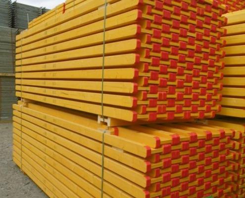HT20 wooden beams