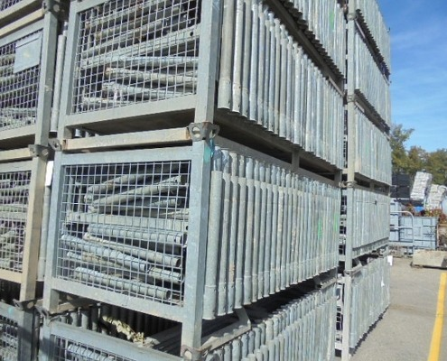 Used Peri St-100 stacking tower